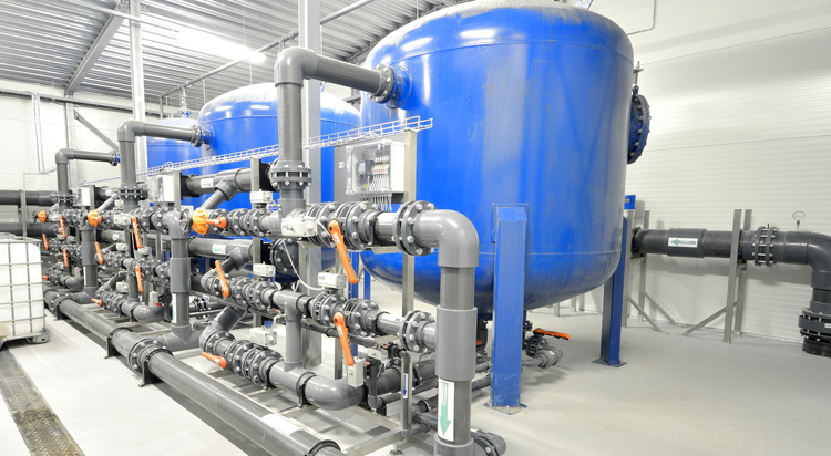 Boiler Water Treatment Syntec Corporation
